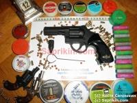 Револьвер стартовый, сигнальный Fenix 4.0. Длинноствольный. (Б.У.)