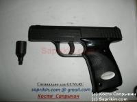 Пистолет стартовый, сигнальный Mercury-RB10