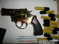 Рукоятка для револьвера Ekol Viper, Zoraki R1 (K6L), Lom-S. Короткая.